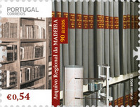 [The 90th Anniversary of the Madeira Regional Archive, type NG]