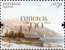 [The 500th Anniversary of Funchal, type XJH]