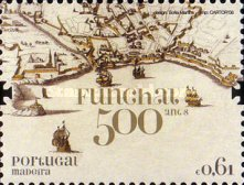 [The 500th Anniversary of Funchal, type XJI]