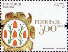 [The 500th Anniversary of Funchal, type XJJ]