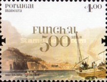 [The 500th Anniversary of Funchal, type XJK]