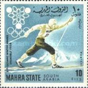 [Winter Olympic Games 1968 - Grenoble, France, type AC]