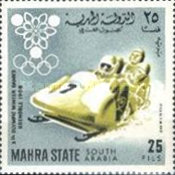 [Winter Olympic Games 1968 - Grenoble, France, type AE]