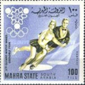 [Winter Olympic Games 1968 - Grenoble, France, type AH]
