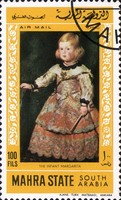 [Airmail - Paintings by Diego Velazquez, type CH]
