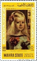 [Airmail - Paintings by Diego Velazquez, type CJ]