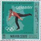 [Airmail - German Olympic Champions, type CP]