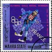 [French Olympic Champions, type DL]
