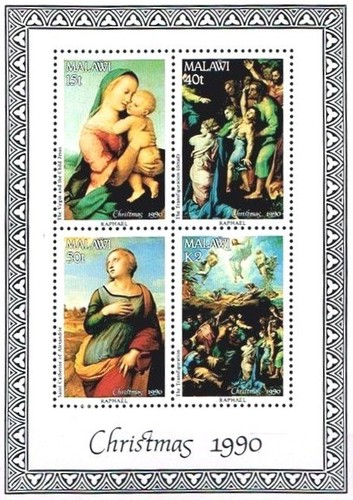 [Christmas - Paintings by Raphael, type ]