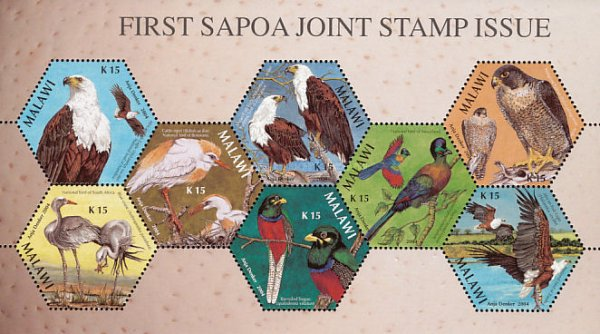 [First SAPOA Joint Issue, type ]