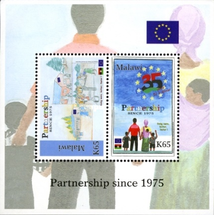 [The 35th Anniversary (2010) of Partnership with The European Union, type ]