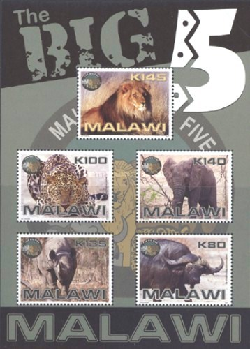 [Fauna - The Big Five, type ]