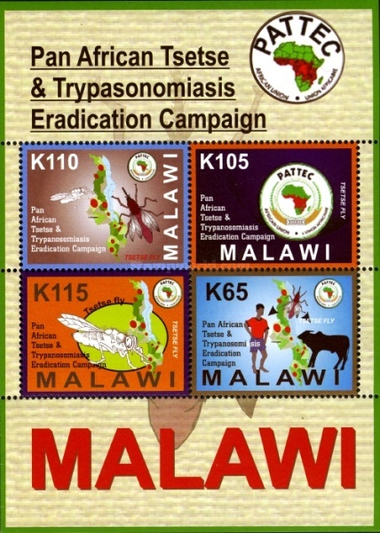 [Pan African Tsetse & Trypanosomiasis Eradication Campaign, type ]