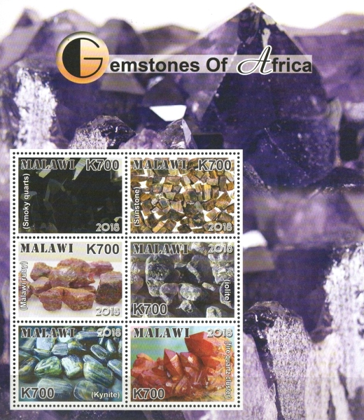 [Gemstones of Africa, type ]