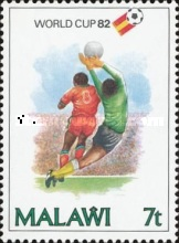 [Football World Cup - Spain, type LC]