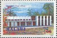 [The 100th Anniversary of Postal Services, type SL]
