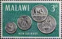 [Malawi's First Coinage, type T]