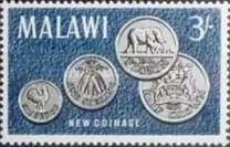 [Malawi's First Coinage, type T3]