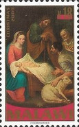 [Christmas - Religious Paintings, type XXS]