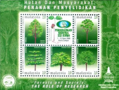 [International Union of Forestry Research Organisations Conference, Kuala Lumpur, Typ ]