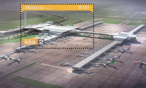 [KLIA 2 - Next Generation Hub, Typ ]