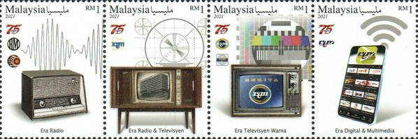 [The 75th Anniversary of Radio-Television Malaysia, type ]