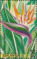 [Stamp Week '99 - Heliconias, type ACD]