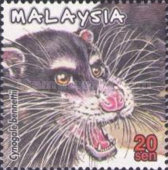 [Protected Mammals of Malaysia, Typ AGV]