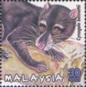 [Protected Mammals of Malaysia, Typ AGW]