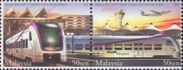 [Express Rail Link from Central Kuala Lumpur to International Airport, Typ AMG]