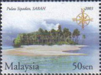 [Islands and Beaches of Malaysia, Typ AQB]