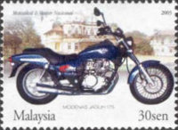 [Malaysian made Motorcycles and Scooters, Typ AQI]