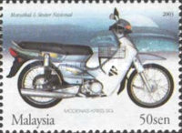 [Malaysian made Motorcycles and Scooters, Typ AQK]