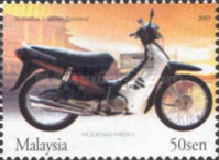 [Malaysian made Motorcycles and Scooters, Typ AQM]