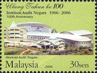 [The 100th Anniversary of the Negara Audit Institute, Typ AWQ]