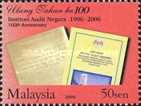 [The 100th Anniversary of the Negara Audit Institute, Typ AWR]