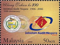 [The 100th Anniversary of the Negara Audit Institute, Typ AWS]