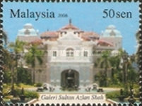 [The 75th Anniversary of the Sultan Azlan Shah Gallery, Typ AXP]