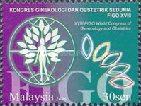 [The 18th International Federation of Gynecology and Obstetrics Congress, Typ AYI]