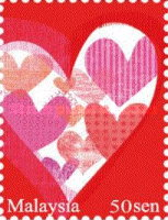 [Greentings - Personalized Stamps, Typ AZT1]
