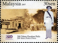 [The 200th Anniversary of the Police Force, Typ BAZ]