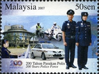[The 200th Anniversary of the Police Force, Typ BBB]