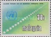 [The 25th Anniversary of United Nations, type BC]