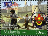 [The 100th Anniversary of Scouting in Malaysia, Typ BEF]