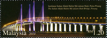 [Bridges - Sultan Abdul Halim Mu'adzam Shah Bridge, Typ BZT]