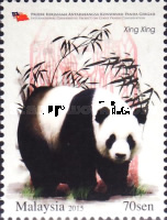 [International Cooperative Project on the Giant Panda, Typ CAG]