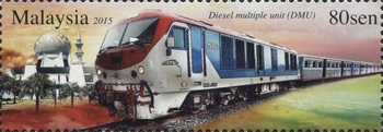 [Malaysian Public Transport - Trains in Sabah, Typ CCG]