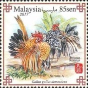 [Chinese New Year - Year of the Rooster, type CFM]