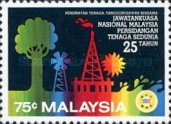 [The 25th Anniversary of Malaysian National Committee for World Energy Conferences, Typ FX]