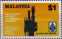 [Export of Liquefied Natural Gas from Bintulu Field, Sarawak, Typ GV]